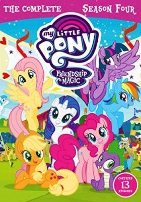 My Little Pony: Friendship Is Magic Season 4 (Dub)