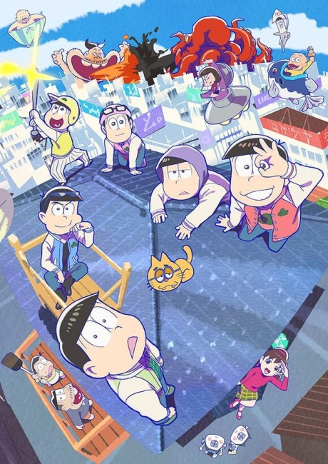 Osomatsu-san 3rd Season episode 16