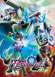 Pokemon XY: Mega Evolution (Dub)