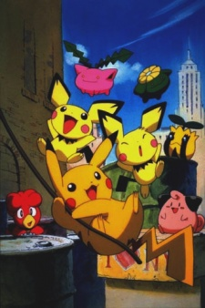 Pokemon XY - Pikachu and the Pokemon Musicians (Dub)