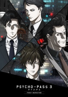 Psycho-Pass 3: First Inspector | Watch Movies Online