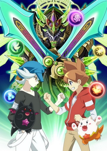 Puzzle & Dragons Cross (Dub)
