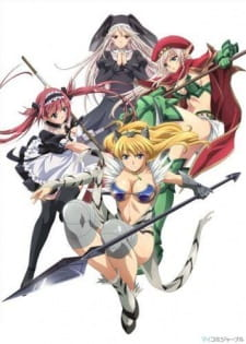 Queen's Blade: Utsukushiki Toushi-tachi (Dub) episode 6