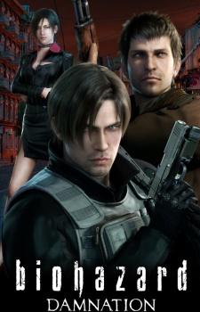 Resident Evil: Damnation (Dub)