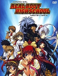 Samurai Girl Real Bout High School (Dub)