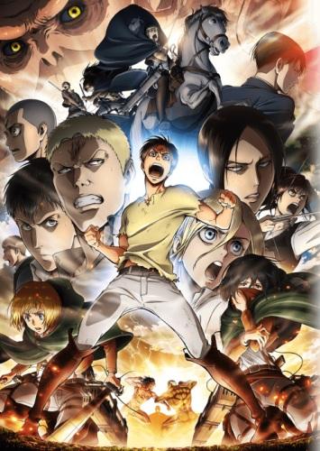 Shingeki no Kyojin Season 2 (Dub)
