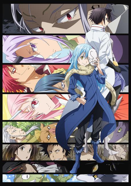 Tensei shitara Slime Datta Ken 2nd Season (Dub)