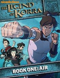 The Legend of Korra Season 1