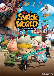 The Snack World: Hitogirai no Renny