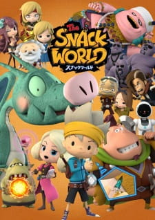 The Snack World (TV) episode 18