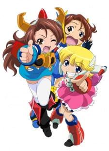 Toei Robot Girls Z