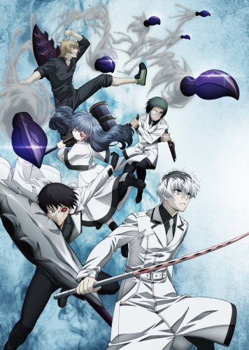Tokyo Ghoul:re (Dub)