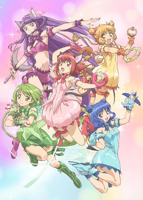 Tokyo Mew Mew New ♡