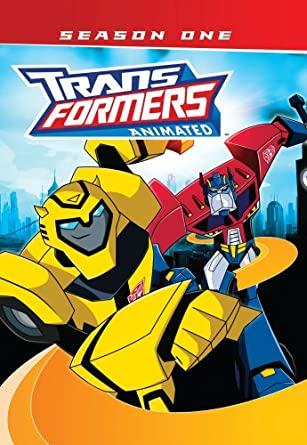 Transformers: Animated Season 01 (Dub)