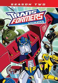 Transformers: Animated Season 02 (Dub)
