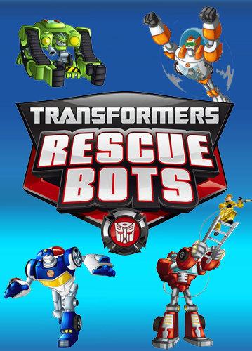 Transformers: Rescue Bots Season 4