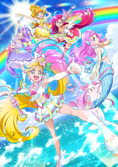 Tropical-Rouge! Precure episode 2