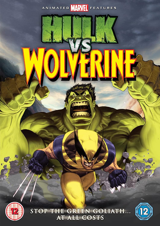 Wolverine Vs Hulk (Dub)