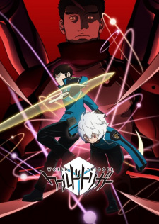 World Trigger 2nd Season episode 8