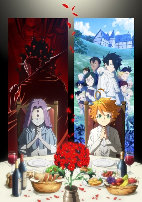 Yakusoku no Neverland 2nd Season episode 7