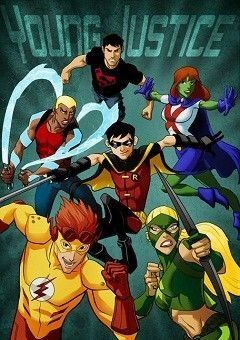 Young Justice Season 02 (Dub)