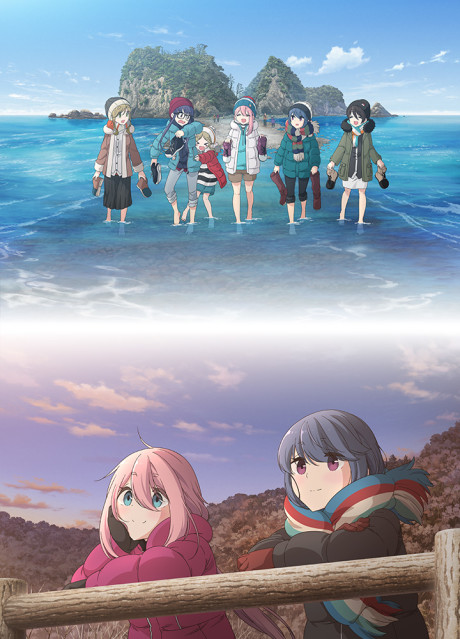 Yuru Camp△ Season 2 episode 8