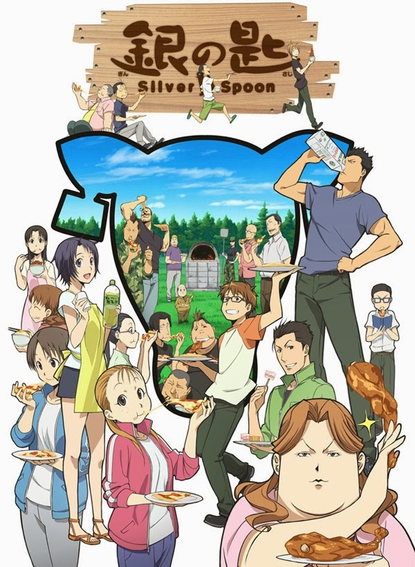 Silver Spoon S2