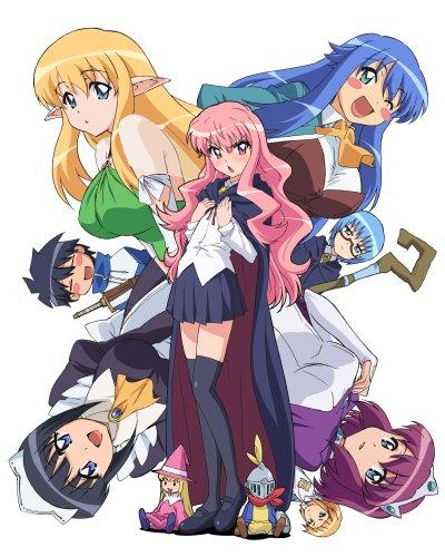 Zero no Tsukaima: Princess no Rondo