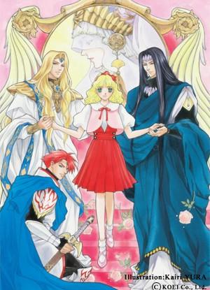 Angelique OVA