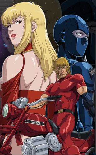 Cobra The Animation: Time Drive (OVA)