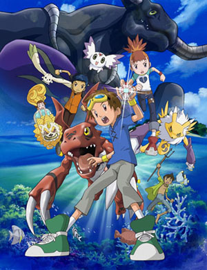 Digimon Tamers: The Adventurer`s Battle