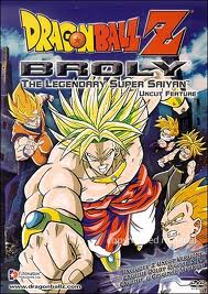 Dragon Ball Z Movie 8 – Broly The Legendary Super Saiyan