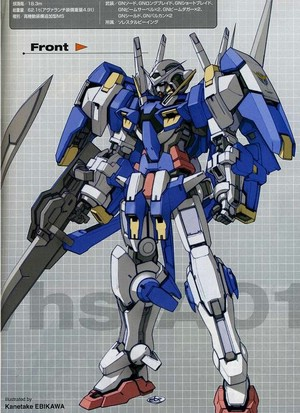 Mobile Suit Gundam 00 S2