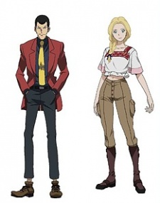 Lupin III: Princess of the Breeze Kakusareta Kuuchuu Toshi