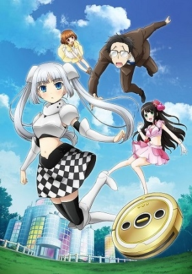 Miss Monochrome The Animation