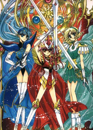 Magic Knight Rayearth OVA