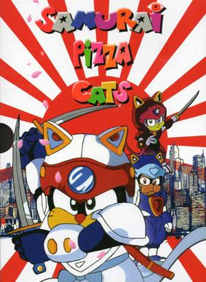 Samurai Pizza Cats the Movie
