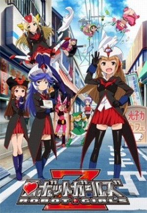 Toei Robot Girls Z