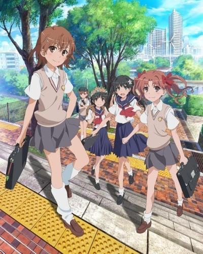 Toaru Kagaku no Railgun S OVA