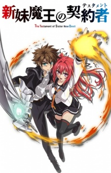 Shinmai Maou no Testament OVA